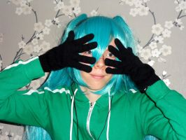 Miku Hatsune Matryoshka by CassouCosplay