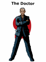 The Ninth Doctor by Mr-Saxon