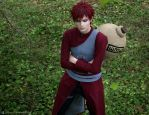 Gaara Cosplay by Alyson Tabbitha by AlysonTabbitha