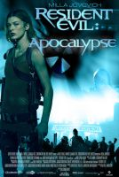 Resident Evil APOCOLYPSE ver.2 by PIXEL-Of-DOOM