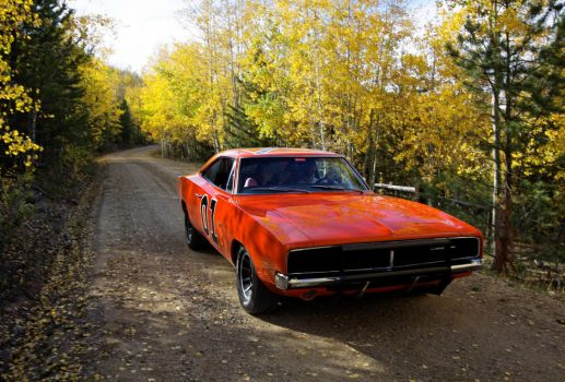 General Lee from Colorado Movie Cars - Autumn 2012 by Boomerjinks