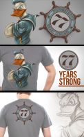 Threadless T-Shirt Contest by TheMaddhattR