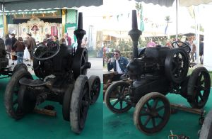 vintage tractor VIII by two-ladies-stocks