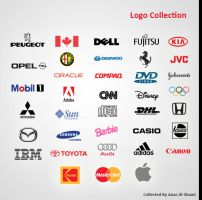 Brands Logos Collection... by anasbox