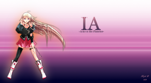 IA Wallpaper by Myth-P