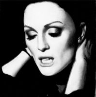 Julianne Moore by under-the-illusion