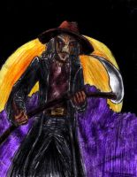 Scarecrow Week - Mr. Stitches by xEvilxPenguinxNinjax