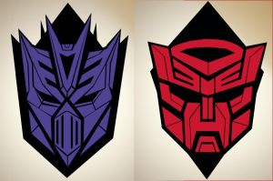 Transformers tattooes by jasonmg1