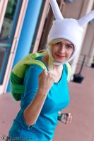 Adventure Time Fionna by BrittanyRo5e