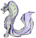 Cobra Wolf by wolvesnroses
