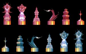 madelbulb chess by tobaal