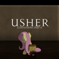 Usher - Confessions Part II (Fluttershy) by AdrianImpalaMata