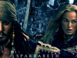 Sparrabeth: Their Story by emthiessen