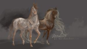 Appaloosa by Moon-illusion