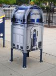 R2D2 Mailbox by LDFranklin