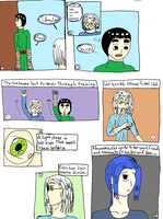 Old Echo and Lee Comic by BlackNightingGale
