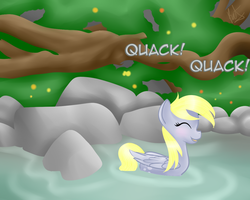 Ducky Hooves by catopia26