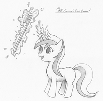 30M Challenge : Filly Colgate by tehflah