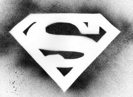 Superman logo by BronzeAthlete