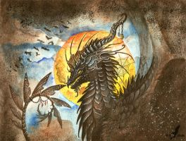 The Night Hunter by AlviaAlcedo