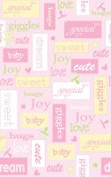 Seamless Baby Shower Print 3 by DonCabanza