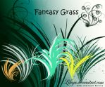 Fantasy Grass by Lileya