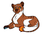Lioness Auction - OPEN by Adopts-Only