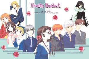 Fruits Basket Collage by LMP-TheClay