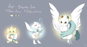 anjo - evolution line by mr-tiaa