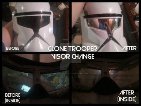 Clone Helmet visor change by Subject-Delta12