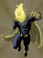 R-R-Redesign Doctor Fate by Gaston25