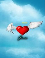 angel heart by RyanAtchley