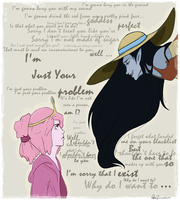 I'm Just Your Problem by Pami-R