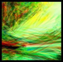 Abstract Paint 9 by YOKOKY
