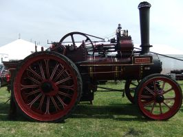 Steam Engine 2 by fuguestock