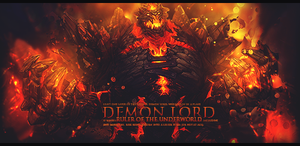 Demon lord (remake) by SalvationGraphics