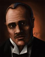 Don Corleone by Torvald2000