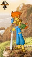 Cliffside by scrotumnose