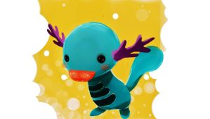 Wooper by pAtChEzS
