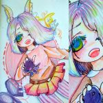 Bunny Colors by Iroholic