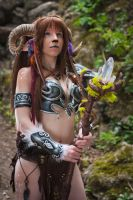 The Faun by YurikoCosplay