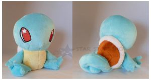 Squirtle Floppy by StarMassacre