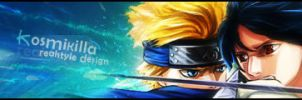 Naruto Banner by RealStyle