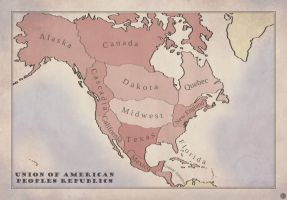 Union of Amercian Peoples Republics by Kristo1594