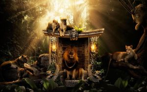 King of the Jungle by Paullus23