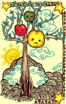 Apple Tree by sugarplannt