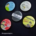 EPiC and RANDoM pins by luigipanda
