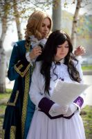 Axis Powers Hetalia / Nyotalia (Yorokonde 2013) by Jack-Dallexis