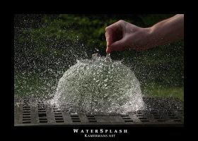 WaterSplash by Kamermans