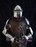 Stock preview: Knight armour by carlviking